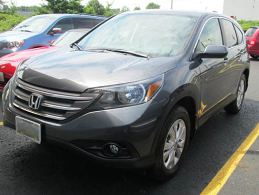 CRV After Image