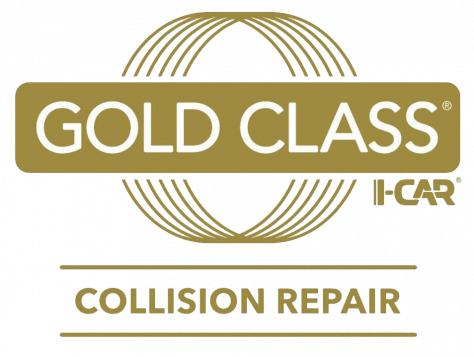I-CAR Gold Class Collision Repair Center